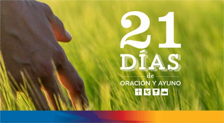 21 días de oración y ayuno