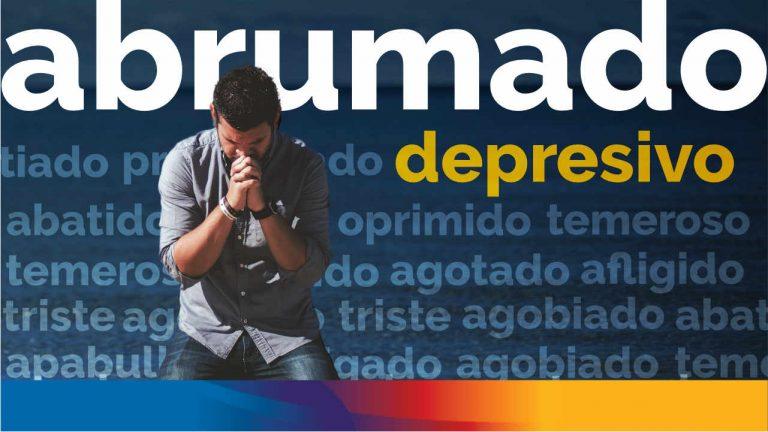 Abrumado - depresivo